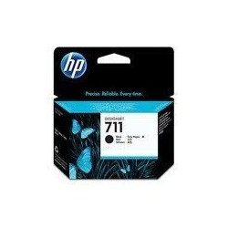 CARTUCHO DE TINTA NEGRA HP 711 80-ML