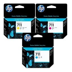 CARTUCHO DE TINTA MAGENTA HP 711 80-ML